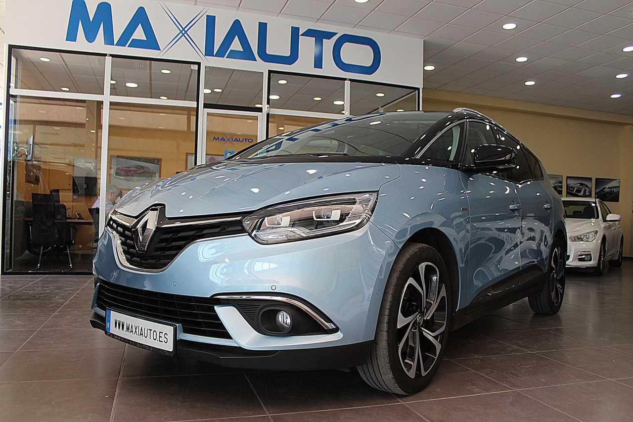 Renault Grand Scénic 1.5 DCI 110 CV ENERGY BOSE 7 PLAZAS   - Foto 1
