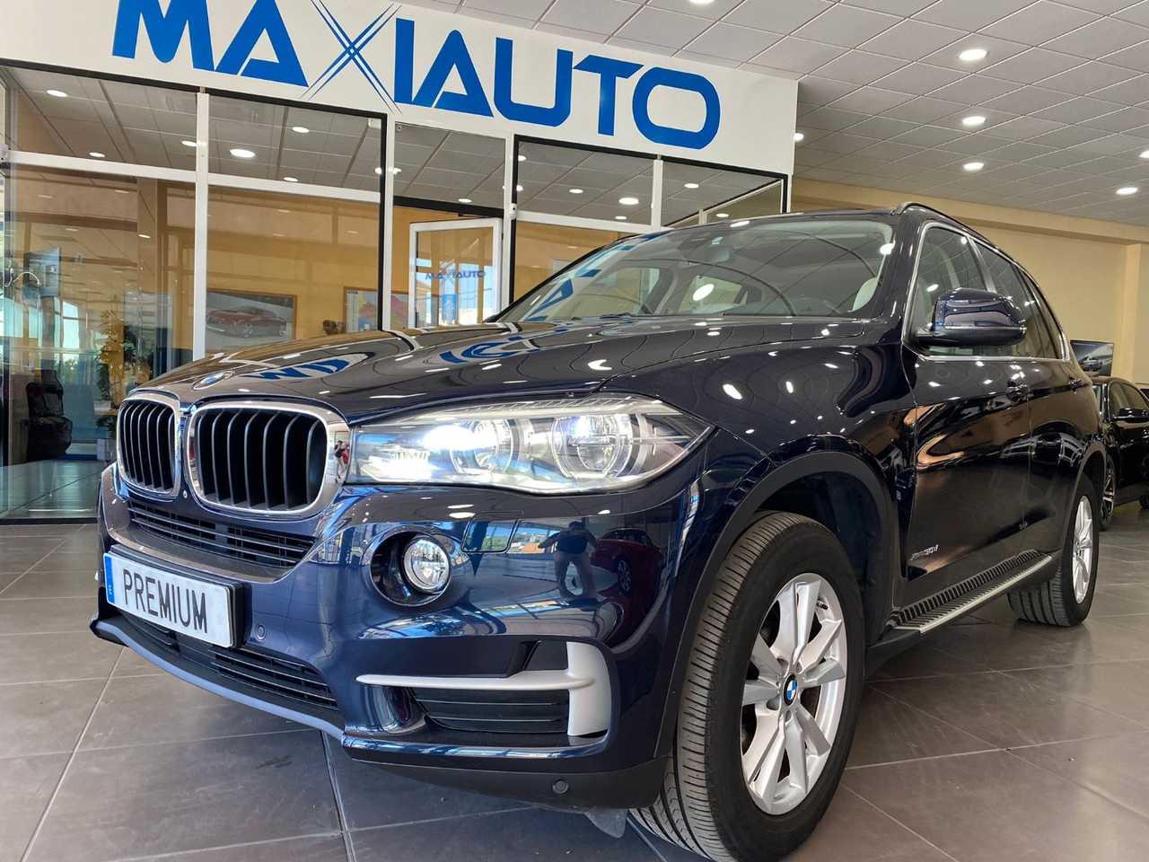 BMW X5 30D 258 CV XDRIVE STEEPTRONIC 7 plazas   - Foto 1