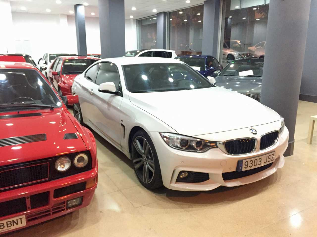 BMW Serie 4 Coupé M Pack 420d 190CV Steptronic 8 Vel.   - Foto 1