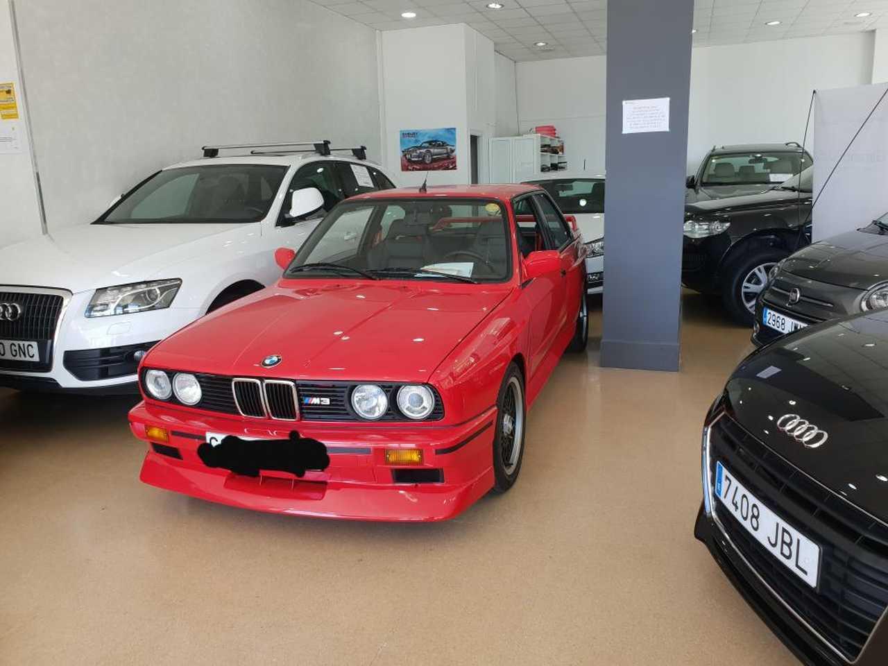 BMW M3 Coupé E30 Clasico  - Foto 1