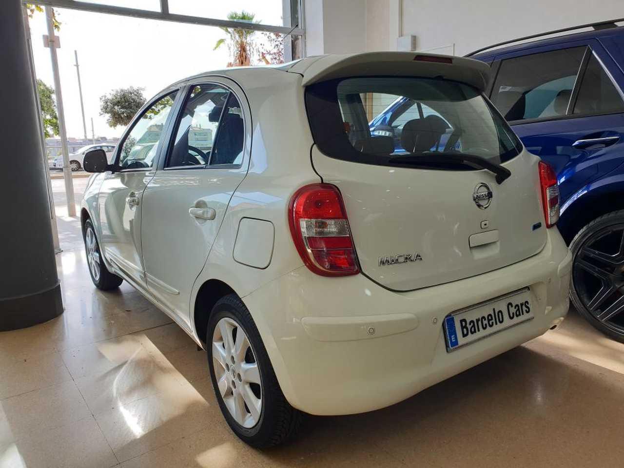 Nissan Micra 1.2 Tekna Premium Marfil    - Foto 1