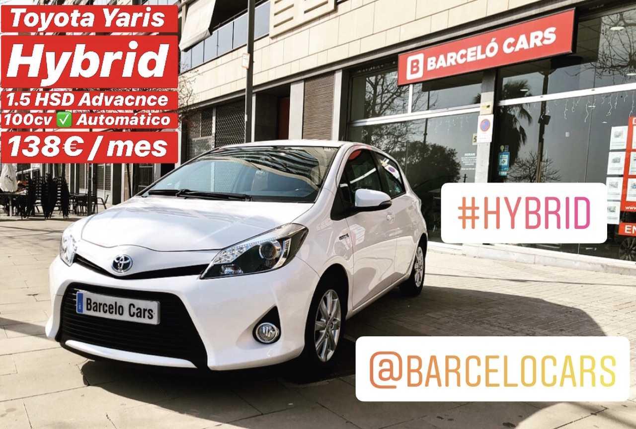 Toyota Yaris Hybrid Advance 1.5 HSD 101CV 5 Puertas Aut.   - Foto 1