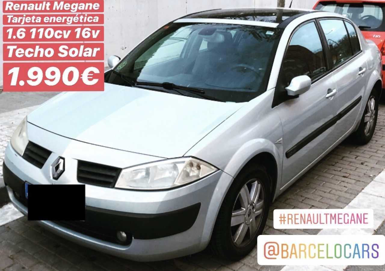 Renault Megane 1.6 115cv 16v Luxe Dynamique   - Foto 1