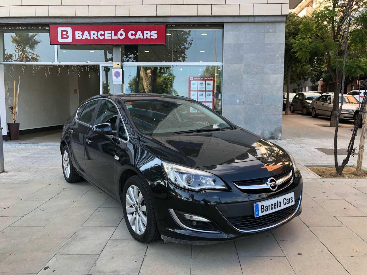 Opel Astra 1.7 CDTI 110CV Excellence 6 Vel.   - Foto 1