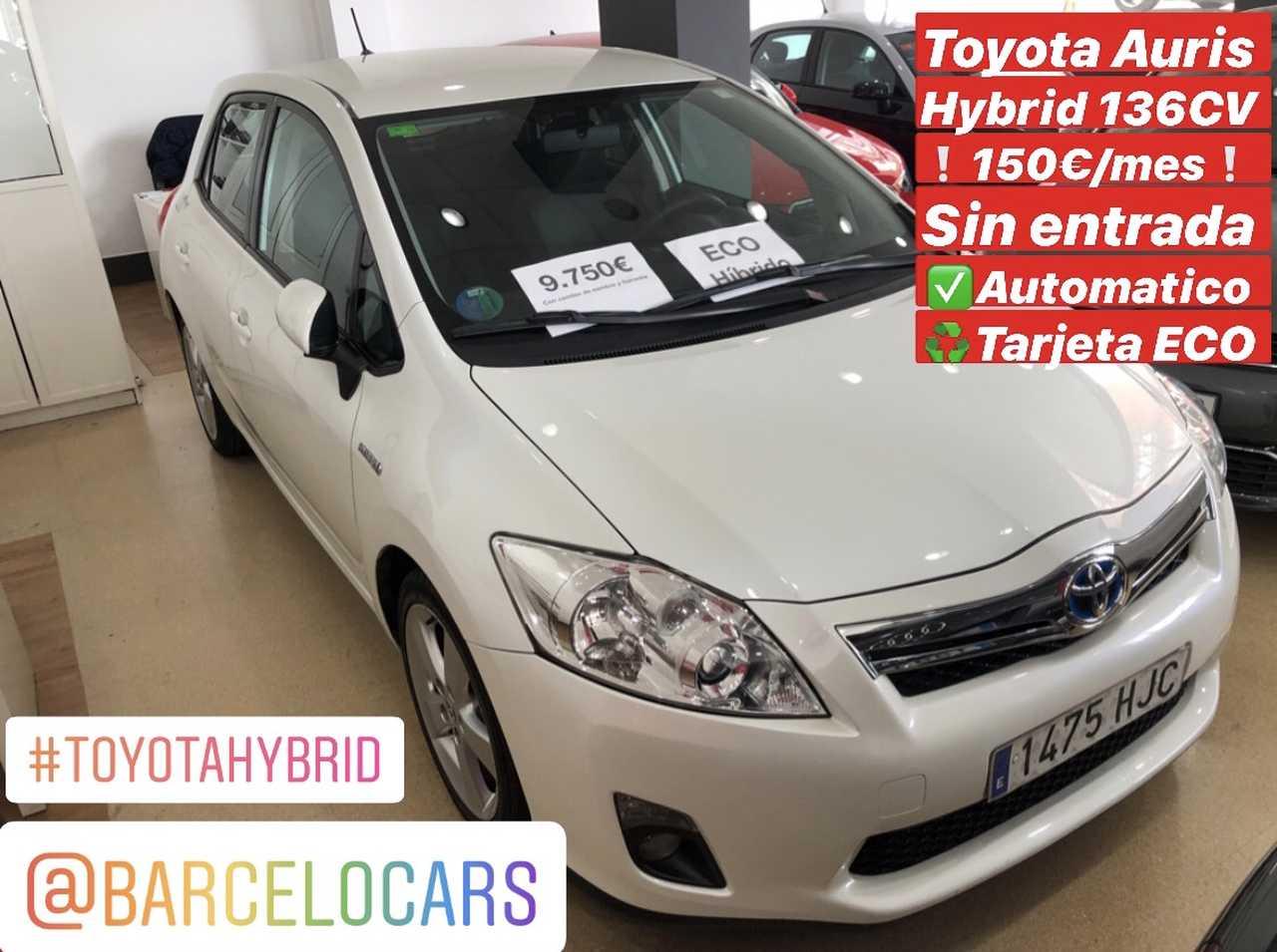 Toyota Auris 1.8 HSD 136CV    - Foto 1