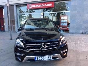 Mercedes Clase M ML 250 204CV Bluetec Aut. Diesel   - Foto 2