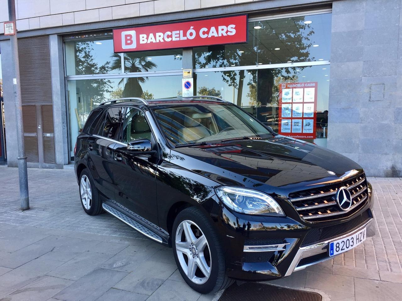 Mercedes Clase M ML 250 204CV Bluetec Aut. Diesel   - Foto 1