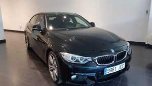 BMW Serie 4 Gran Coupé 420dA  PACK M   - Foto 2