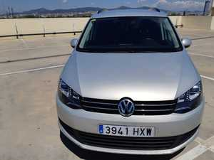 Volkswagen Sharan 2.0 140 cv TDI  7 PLAZAS ADVANCE BLUEMOTION 7 PLAZAS DE VERDAD..!!  - Foto 2