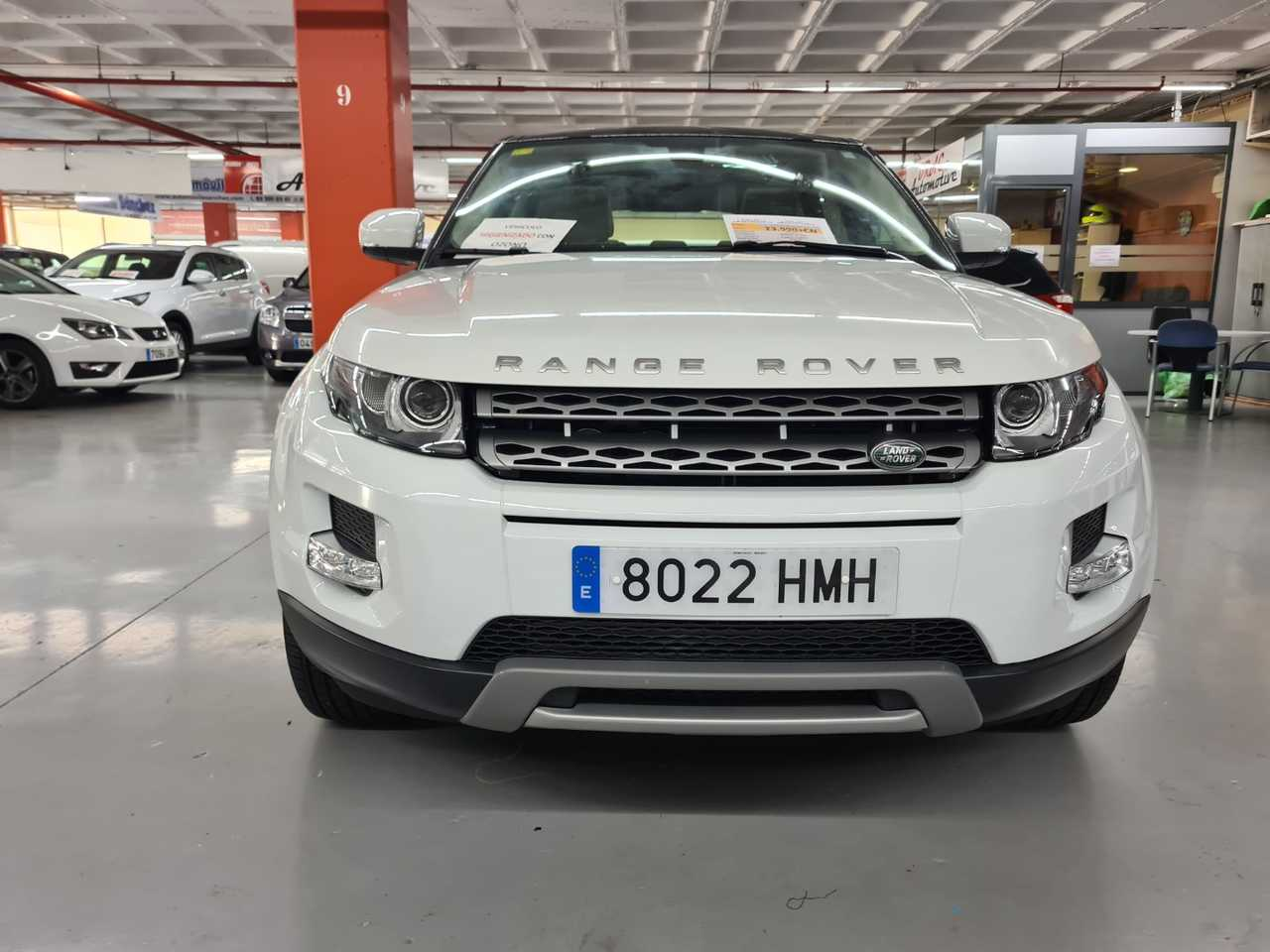 Land-Rover Range Rover Evoque FAMILIAR 150 CV   - Foto 1
