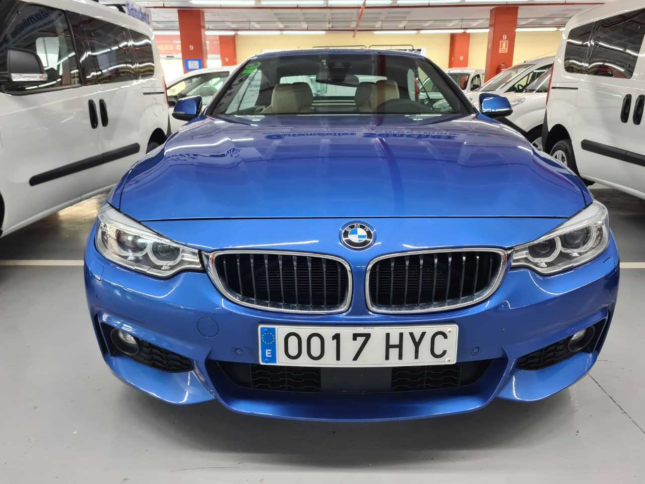 BMW Serie 4 Cabrio 428 I PAQUETE DRIVE Y M   - Foto 1
