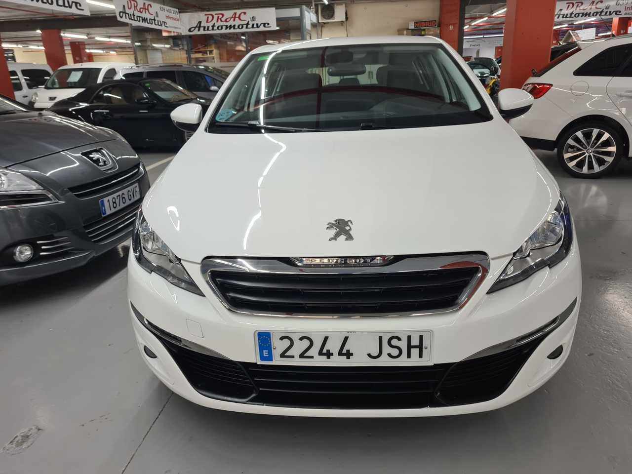 Peugeot 308 GASOLINA 110CV   - Foto 1