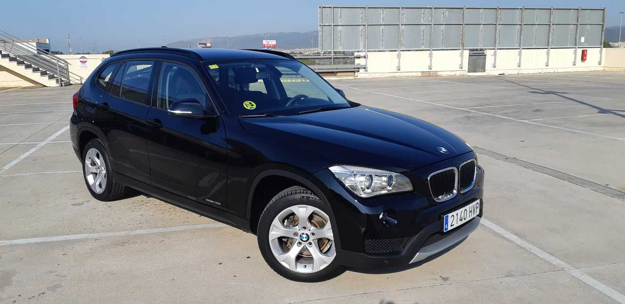 BMW X1 S-DRIVE 18D CON MUCHOS EXTRAS IMPECABLE  - Foto 1