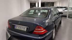 Mercedes Clase S 320 4p   - Foto 3