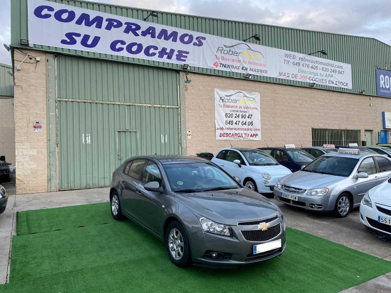 Chevrolet cruze 5 p 2.0 vcti   - Foto 1