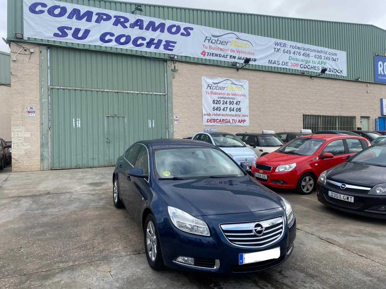 Opel Insignia  1.9 cdti   - Foto 1