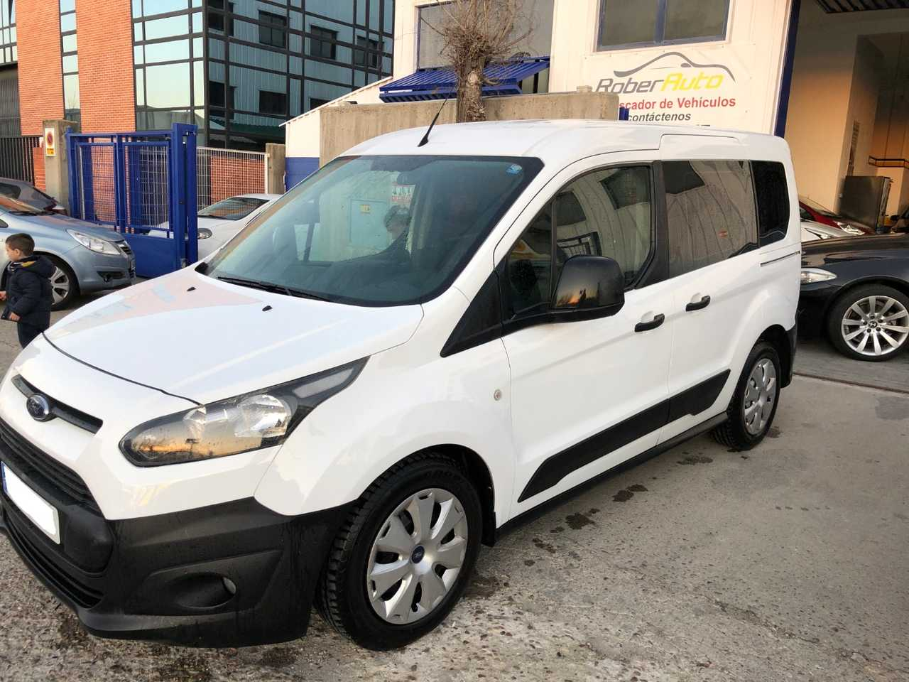 Ford Transit Connect 1.6 tdci   - Foto 1