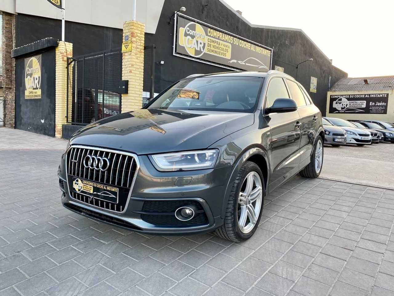 Audi Q3 2.0 tdi quattro s-line   - Foto 1