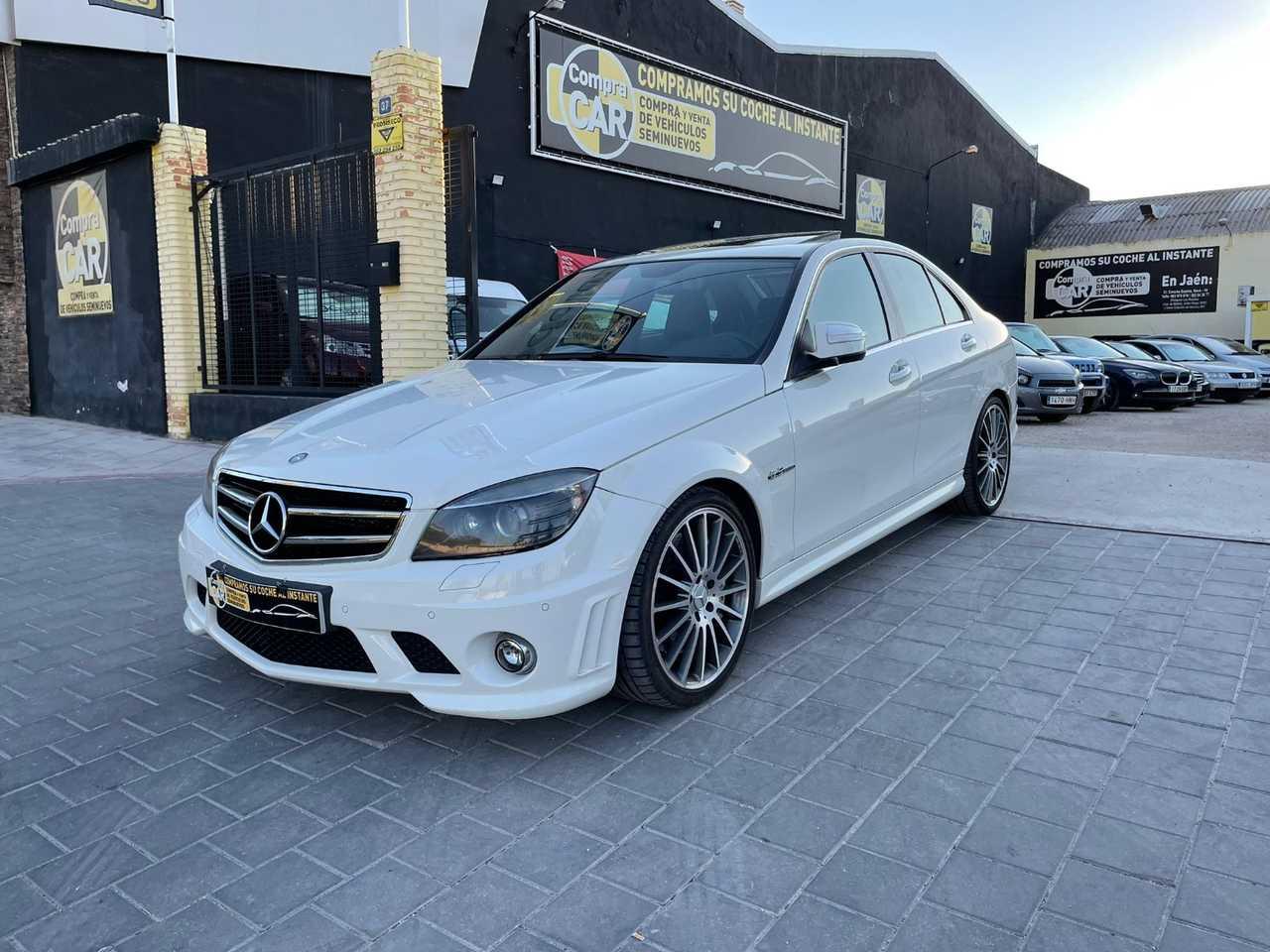 Mercedes Clase C c63 amg   - Foto 1