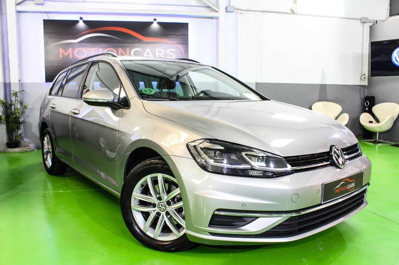 Volkswagen Golf Variant 1.6 tdi 115cv Dsg   - Foto 1