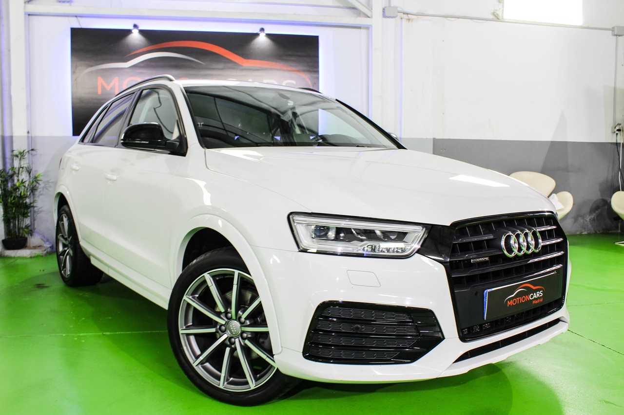 Audi Q3 Black Line 2.0 Tdi 150cv Quattro S-tronic   - Foto 1
