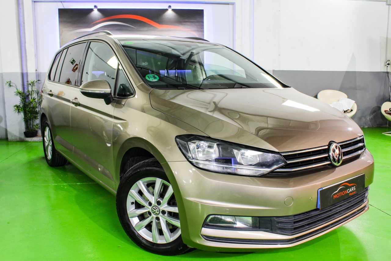 Volkswagen Touran 2.0 tdi 150cv advance   - Foto 1