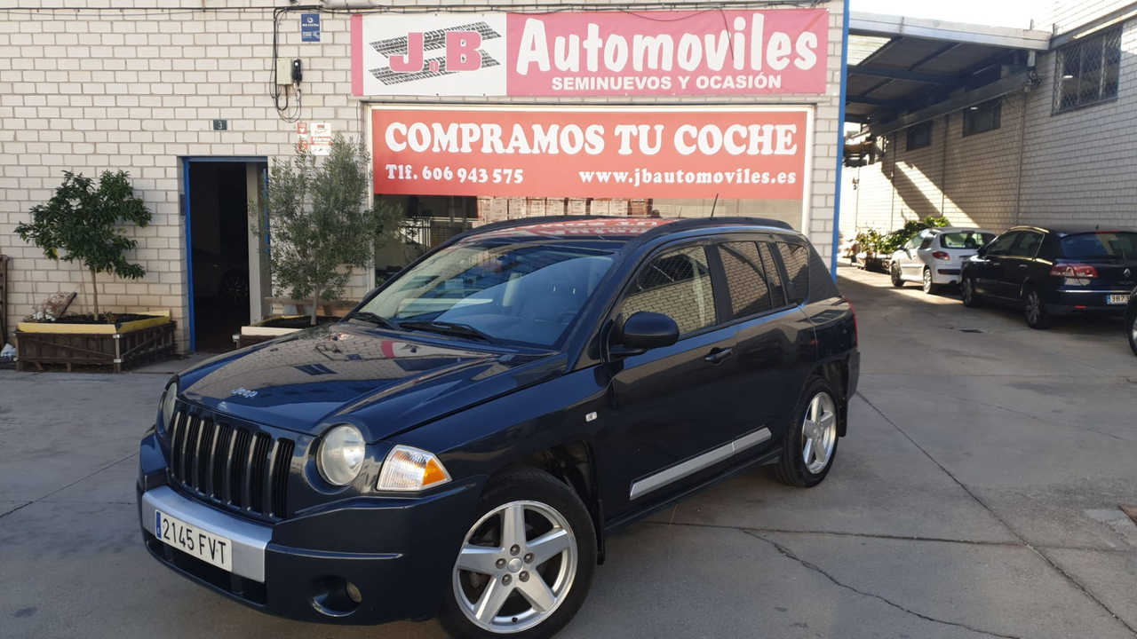Jeep Compass 2.0 CRD LIMITED   - Foto 1