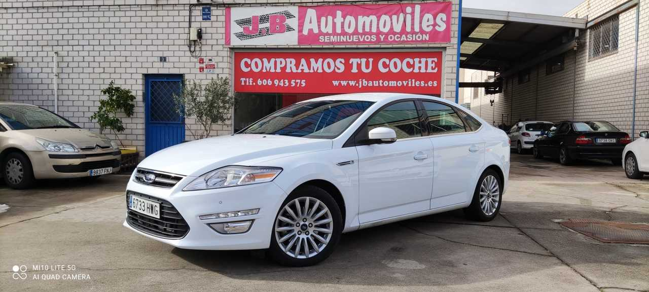 Ford Mondeo Limited Edition 5p. 2.0 TDCi 140cv  - Foto 1