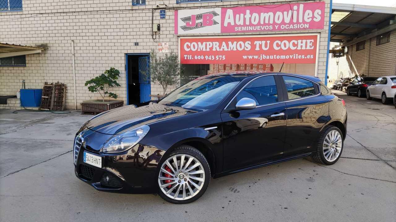 Alfa Romeo Giulietta 2.0 JTDm 140cv Distinctive 5p.   - Foto 1