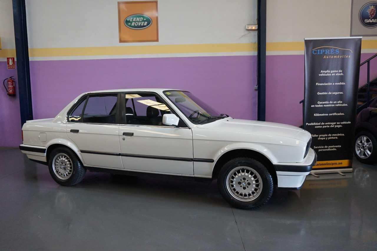 BMW Serie 3 318i -E30 - -UNICO PROPIETARIO-  - Foto 1