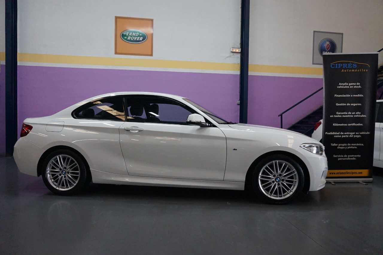 BMW Serie 2 Coupé 218d Pack M 143cv   - Foto 1