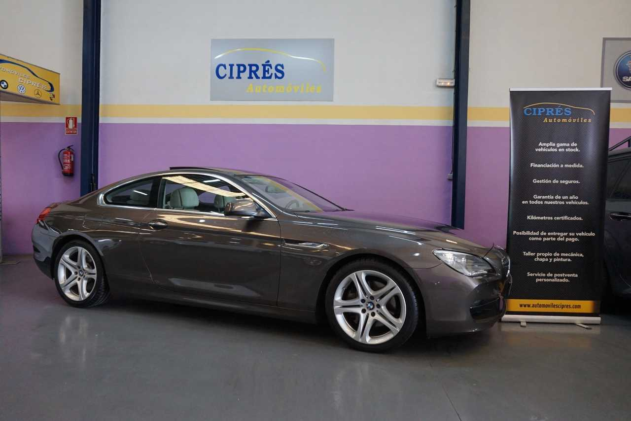 BMW Serie 6 640d Coupe 313cv   - Foto 1
