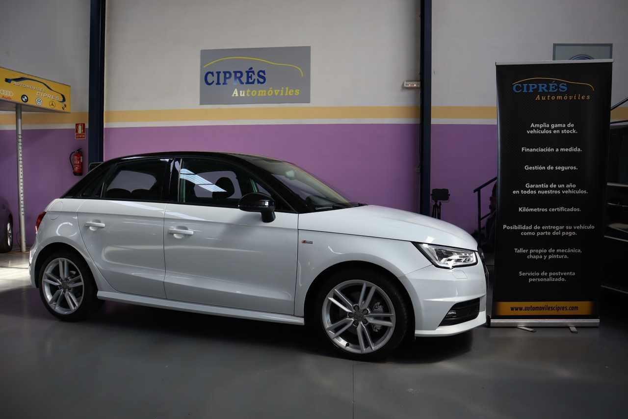 Audi A1  Sportback 1.6 Tdi S-Line 115cv   - Foto 1