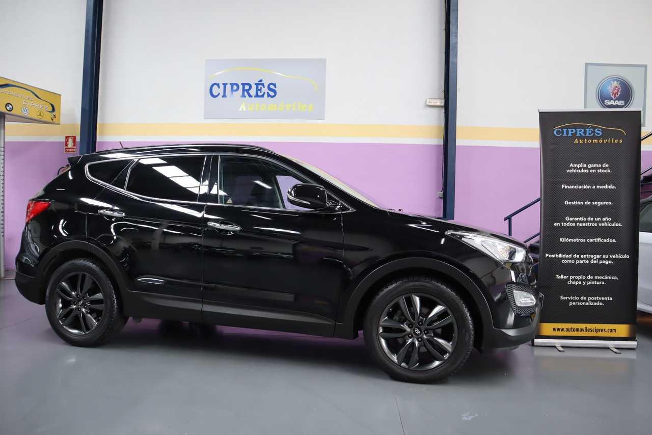 Hyundai Santa Fe 2.2 CRDi Premium 4WD   - Foto 1
