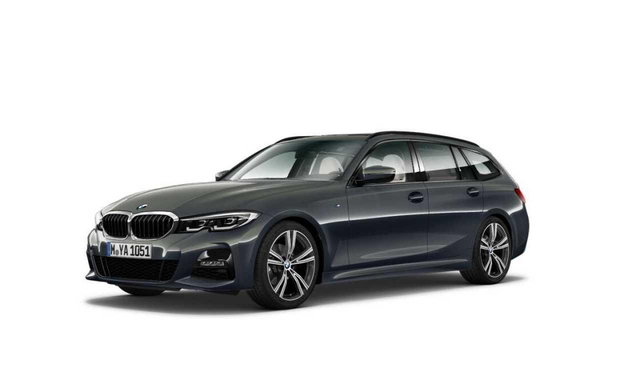 BMW 320d Touring  - Foto 1