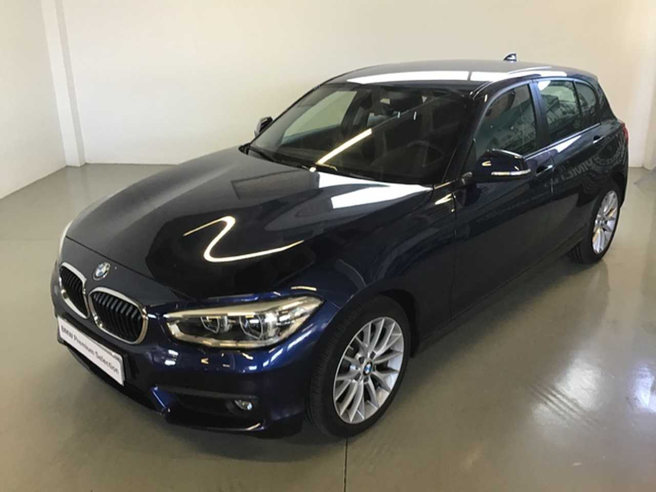 BMW Serie 1 118i 100 kW (136 CV)  - Foto 1