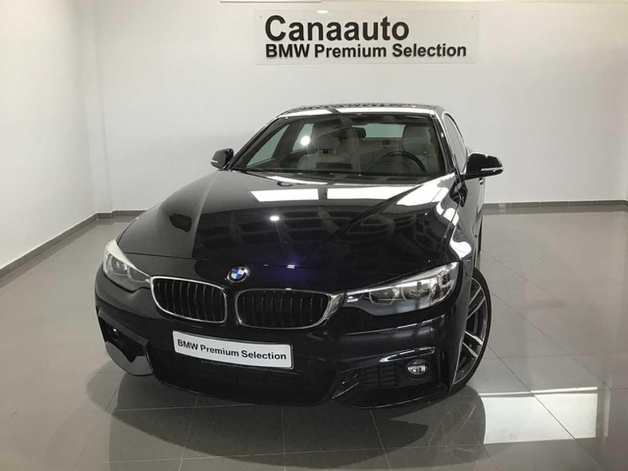BMW Serie 4 420d Gran Coupe 140 kW (190 CV)  - Foto 1