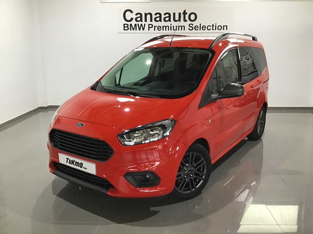 Ford Tourneo Courier 1.0 EcoBoost Trend 74 kW (100 CV)  - Foto 1