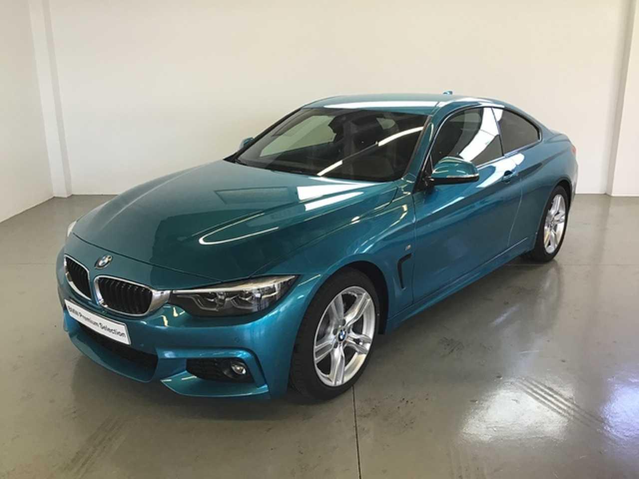 BMW Serie 4 420d Coupe 140 kW (190 CV)  - Foto 1