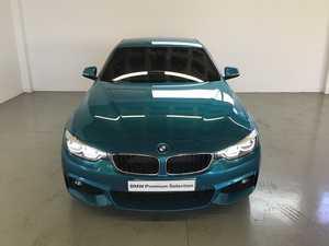 BMW Serie 4 420d Coupe 140 kW (190 CV)  - Foto 2