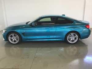 BMW Serie 4 420d Coupe 140 kW (190 CV)  - Foto 3