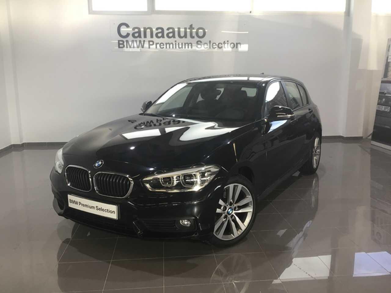 BMW Serie 1 116d 85 kW (116 CV)  - Foto 1
