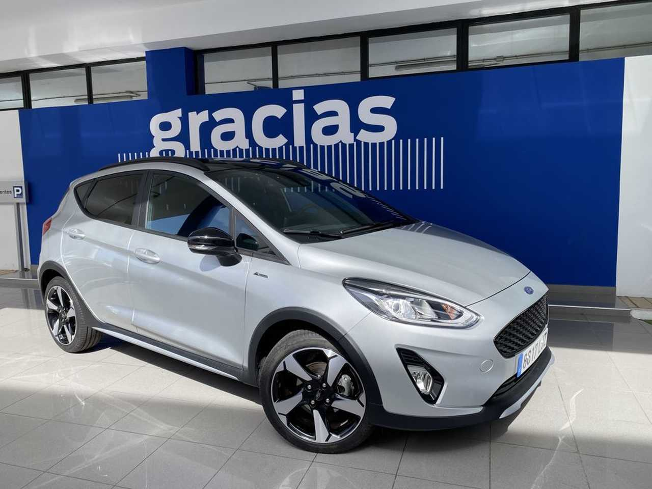 FORD Fiesta 1.0 EcoBoost MHEV Active 125  - Foto 1