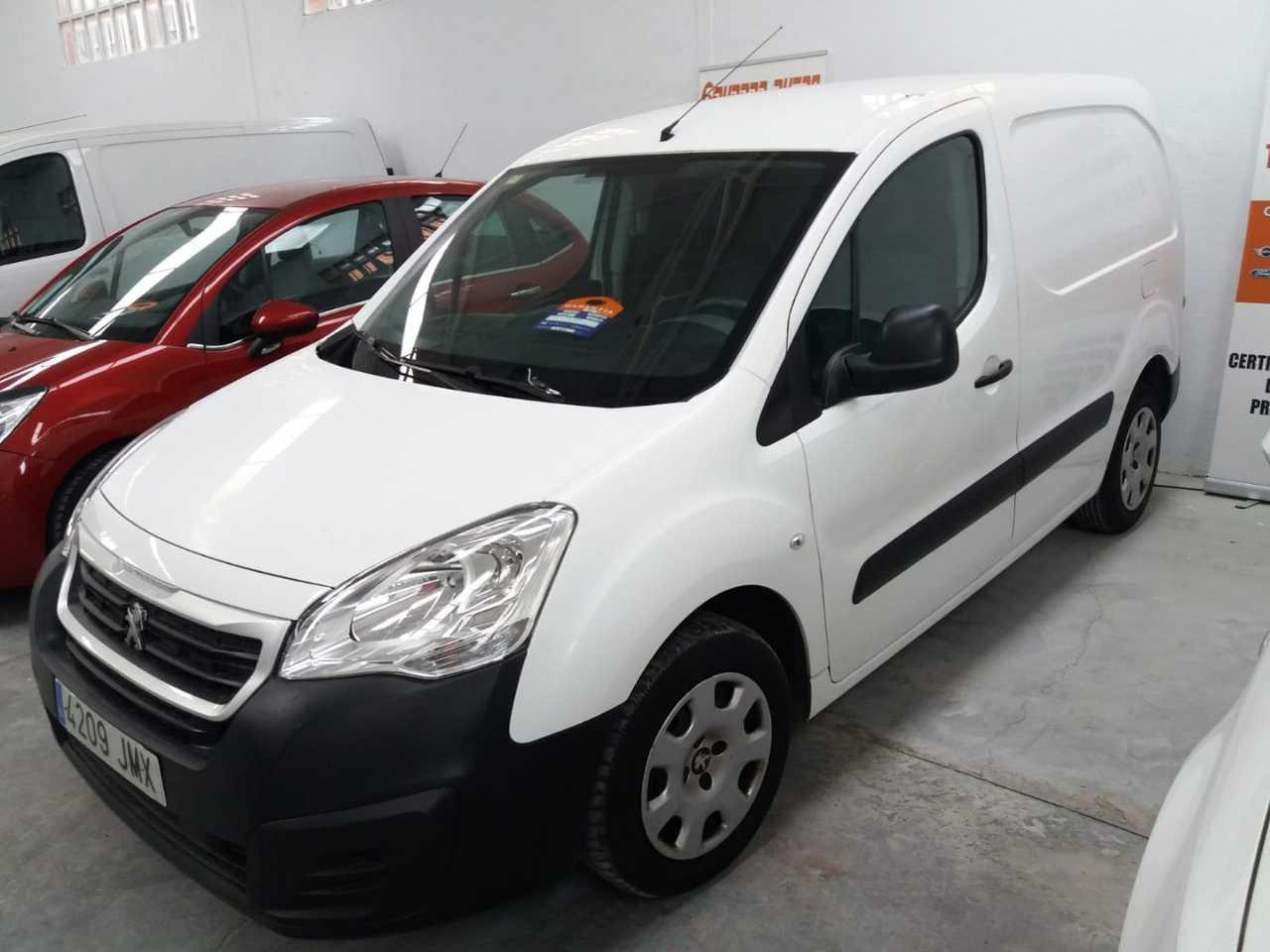 Peugeot Partner 1.6HDI75   - Foto 1