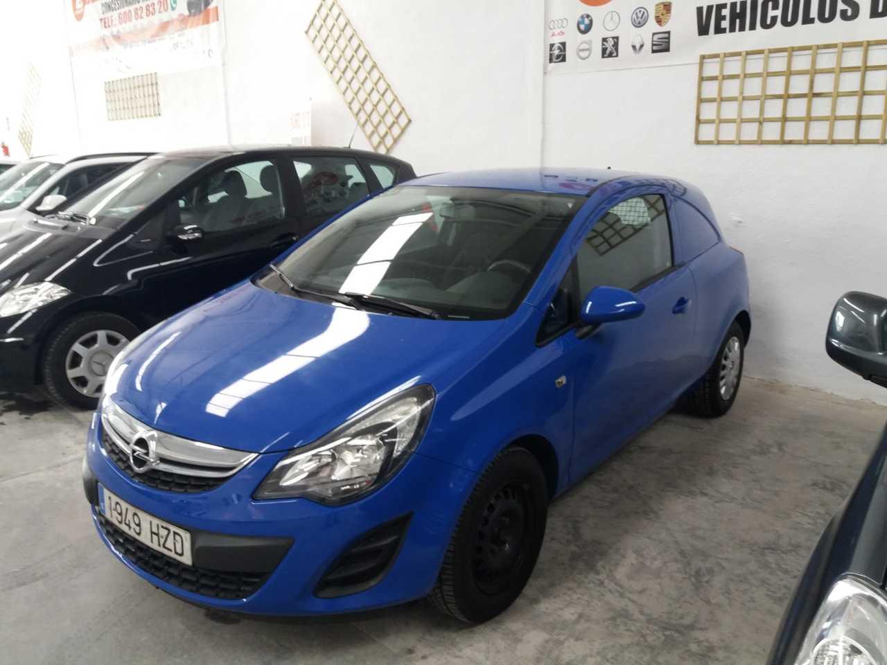 Opel Corsa 1.3 cdti comercial  - Foto 1