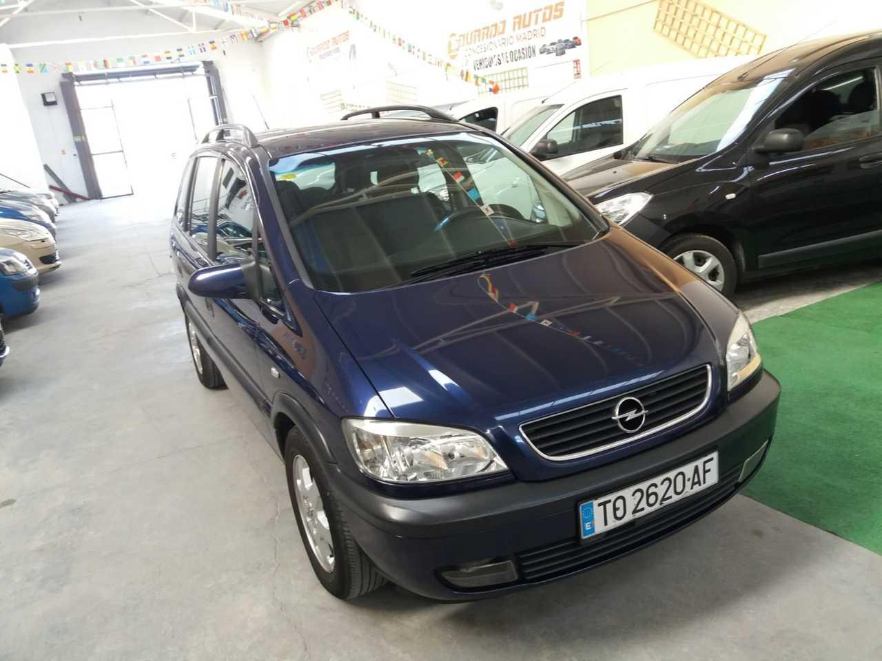 Opel Zafira 1.9cdti   - Foto 1