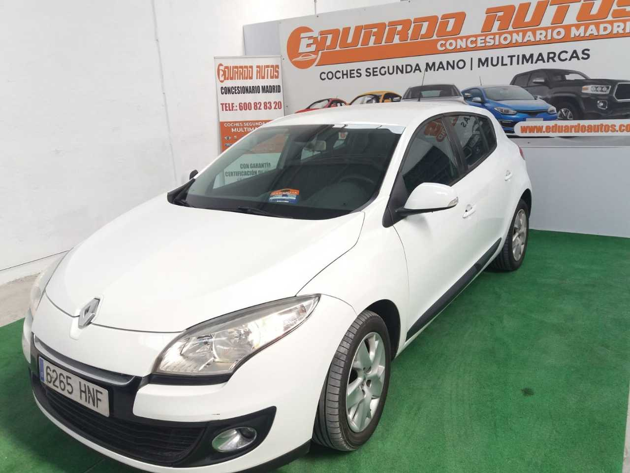 Renault Megane DCI   - Foto 1