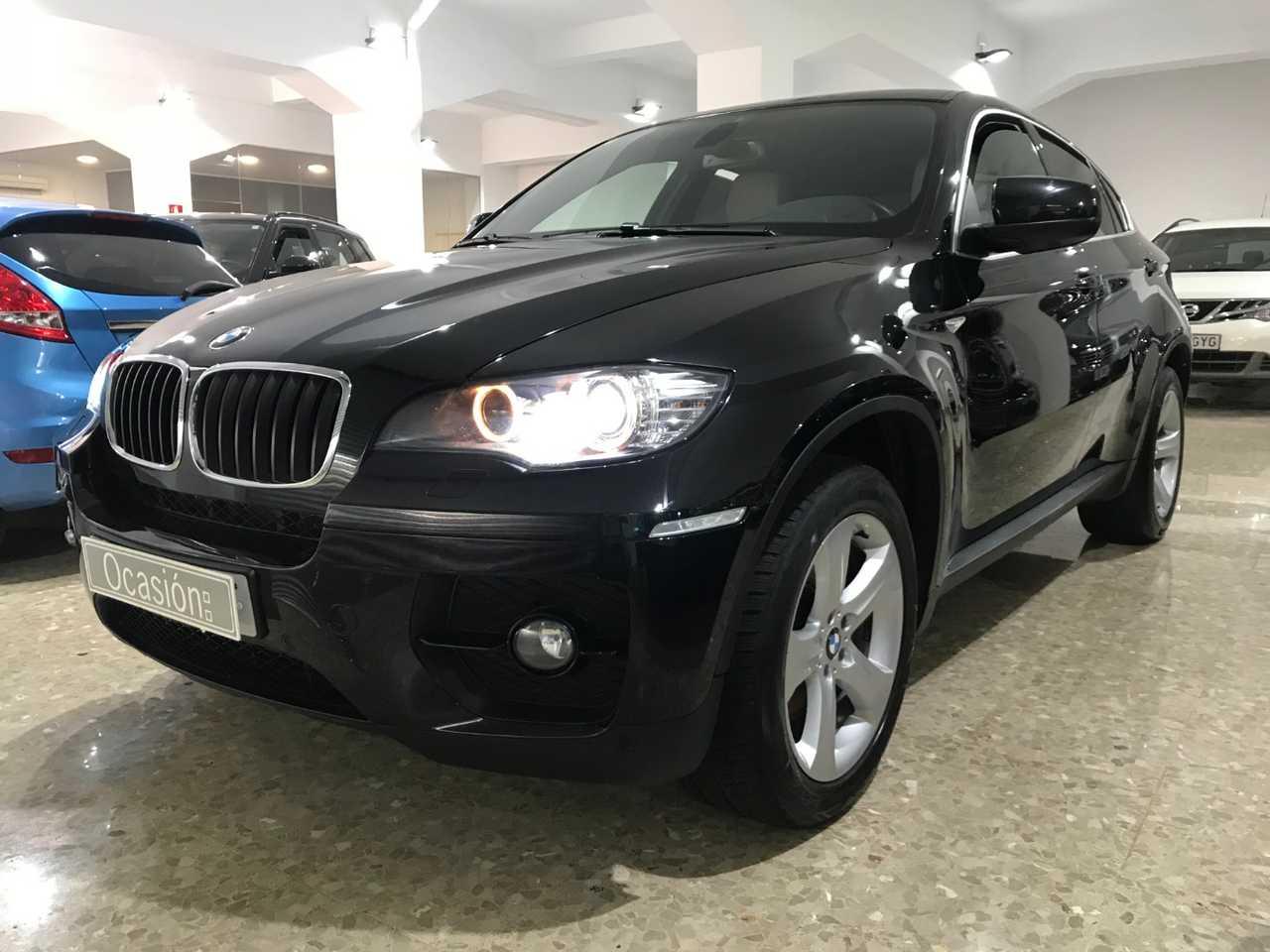 BMW X6 4.0D 5 PLAZAS 306CV   - Foto 1