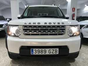 Land-Rover Discovery 4 2.7 TDV6 S AUT. 7 PLAZAS   - Foto 3