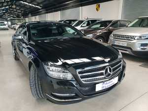 Mercedes Clase CLS 350 CDI 4MATIC BlueEFFICIENCY 265CV Aut  - Foto 3
